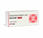 Zocor 10 mg (10 pills)