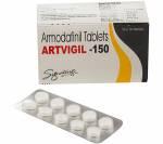 Artvigil 150 mg (10 pills)