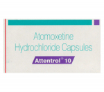 Attentrol 10 mg (10 pills)