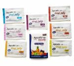 Apcalis SX Oral Jelly 20 mg (7 sachets)