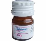 Cabaser 1 mg (20 pills)