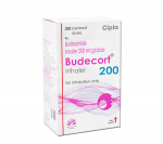 Budecort Inhaler 200 mcg (1 inhaler)