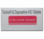 Extra Super Tadarise 100 mg (10 pills)