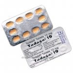 Tadaga 10 mg (10 pills)