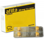 Afilta 20 mg (4 pills)