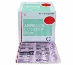 Ampicillin 500 mg (10 pills)