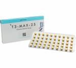 T3-Max-25 25 mcg (100 tabs)